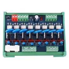 цена на regulated power supply 8-channel PLC DC Amplifier SCR Silicon Controlled Rectifier Output Power Board  voltage stabilizer