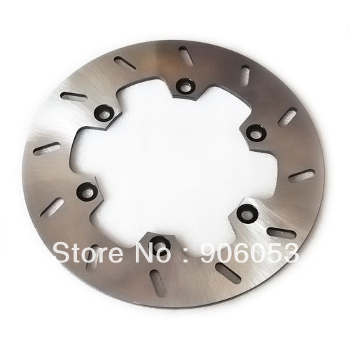 ФОТО Rear Brake Disc for YAMAHA TTR250 TT250R , WR 200 D/E/F 92-94 , DT 200 WR 92-93 , DT 230 Lanza (LTP1/2) 97-98  Motorcycle Parts