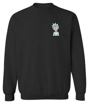 Men's Hoodies 2019 New Arrival Brand Clothing Streetwear Harajuku Sweatshirt For Men Hoody RICK AND MORTY Pullovers Hoodie Kpop