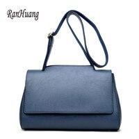 RanHuang Women Latest Handbags 2017 Fashion Handbags High Quality Pu Leather Shoulder Bags Elegant Messenger Bags