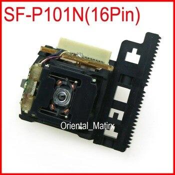 Darmowa wysyłka SF-101N SF-P101N 16 pinów optyczny SFP101N CD soczewka lasera optyczne Pick-up