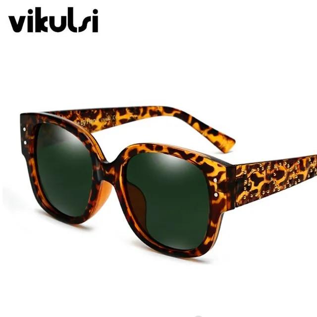 28016 Women High Quality Cat Eye Sunglasses 2019 New Fashion Brand Designer Small Rivet Shades Sun Glasses For Men Women UV400