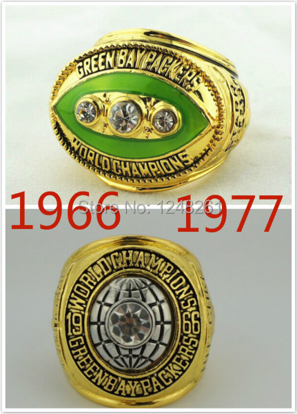 1966 NFL Super Bowl I Green Bay Packers Championship Ring  for cheap