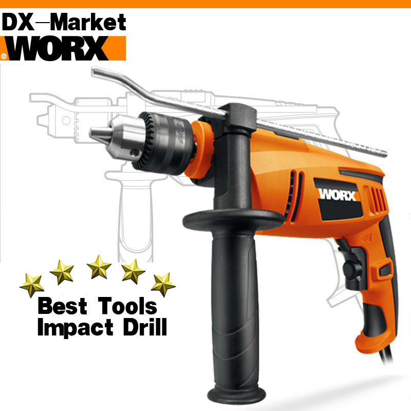 high quality Electric Drill , household hand electric Multi function impact drill ROTARY HAMMER DRILL electric planer цена