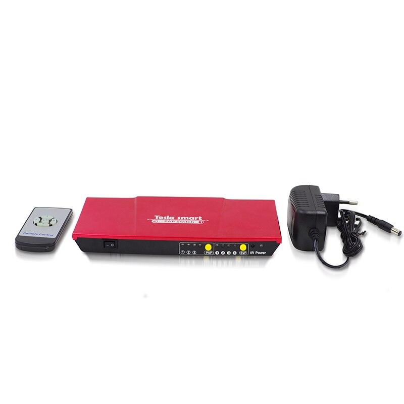 Freies Verschiffen Neue Produkt Hdmi Switcher 4 In 1 Hdmi Switch 4x1 Mit Pap Computer & Büro