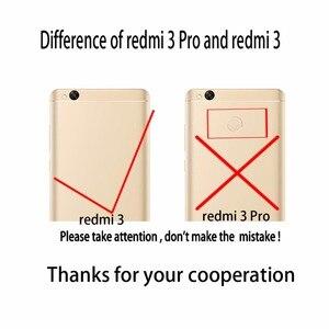 Image 2 - Xiaomi Redmi 3 ケース 5.0 インチ Redmi3 バックカバー高級超薄型ハードプラスチック電話ケース Xiaomi コリア redmi 3 Capa の Funda