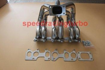 Cabezal Del Colector De Escape Inoxidable Para 92-04 VW JETTA/GOLF/GTI MK4/3 2.8L VR6