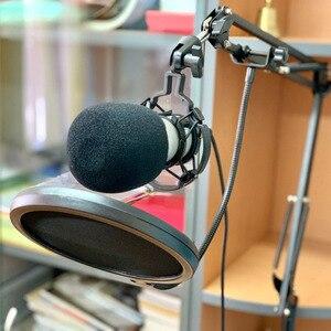 Image 5 - bm 800 Condenser Microphone Kits Professional bm800 Adjustable Studio Microphone Bundle Karaoke Microphone Recording Broadcast