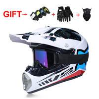 Motocross Mx Helmet For Motorcycle Capacete Para Dirt Bike Mtb Mountain Off Road Dh Off Road Capacetes ATV Helmets Free 3 Gifts