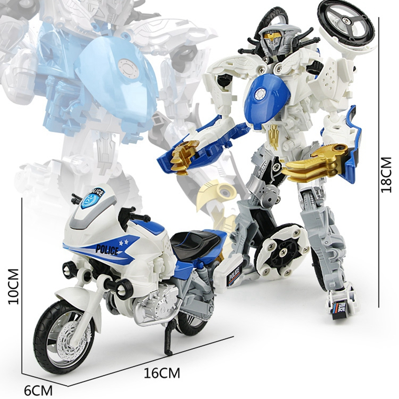 DIY deformation toy Sixshot fit knight Six kinds of deformation kids toy gift
