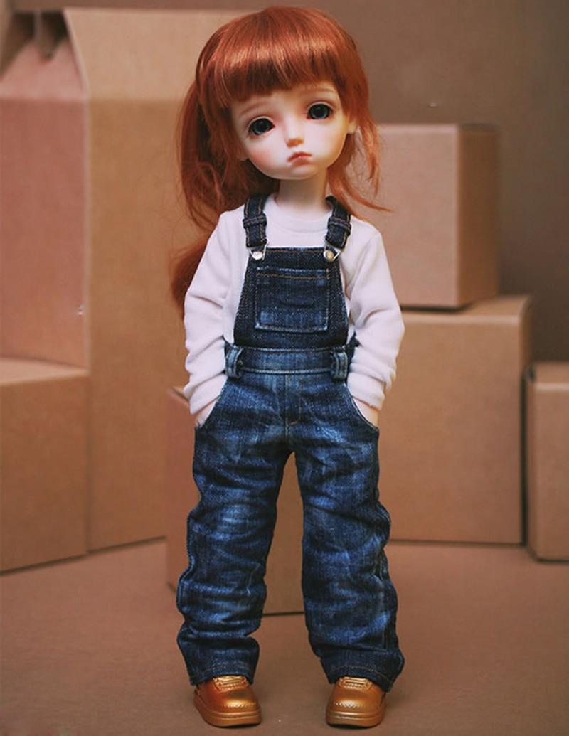 Neue Ankunft 1/6 BJD Puppe BJD/SD Mode Stil Nette Kartoffel Puppe Für Baby Mädchen Geburtstag Geschenk Kostenloser Versand-in Puppen aus Spielzeug und Hobbys bei  Gruppe 3