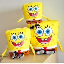 spongebob plush toy soft anime cosplay doll for kids toys cartoon figure cushion Children's day and valentine's day gifts