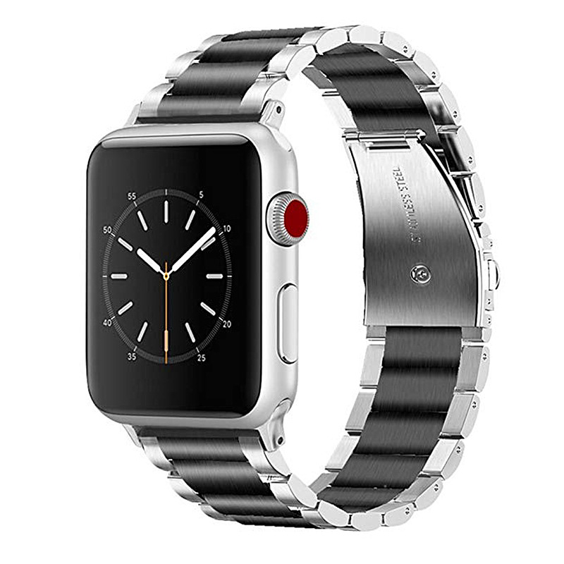 ASHEI Stainless Steel Strap For Apple Watch Band Series 4 iWatch 40mm 44m Link Bracelet For Apple Watch Series 3 2 1 38mm 42mmASHEI Stainless Steel Strap For Apple Watch Band Series 4 iWatch 40mm 44m Link Bracelet For Apple Watch Series 3 2 1 38mm 42mm