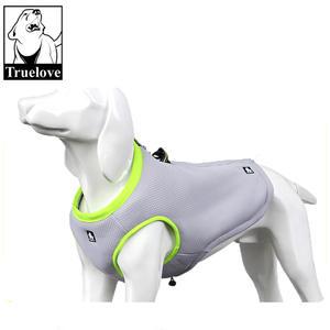 Truelove охлаждающий жилет для домашних животных летняя одежда для маленьких и больших собак теплая зимняя и крутая TLG2511
