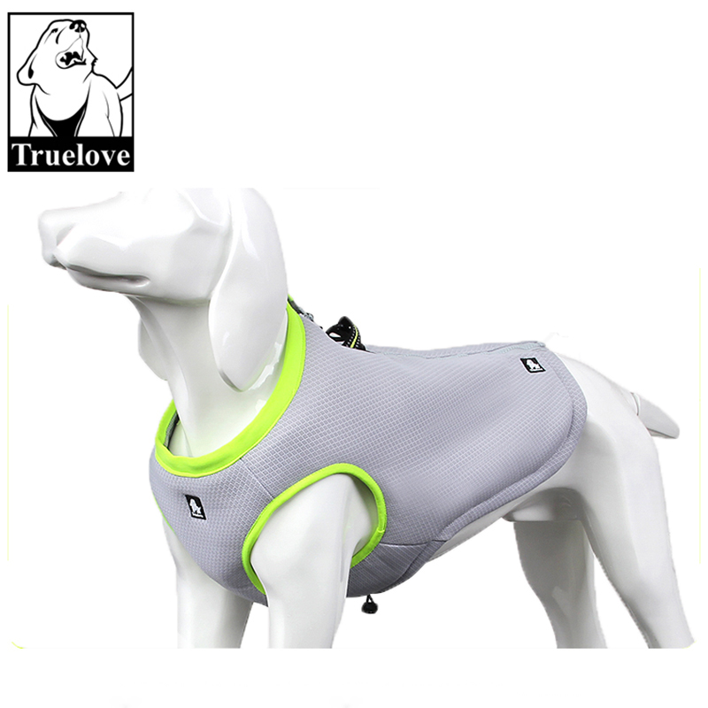 Useful Summer Dog Cooling Vest Harness Pet Mesh Reflective Vest Harnesses Quick Release Hot For Small Pets 8a0867 Dog Clothing & Shoes Home & Garden