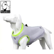 Truelove الحيوانات الأليفة سترة تبريد ملابس الصيف للكلاب الصغيرة والكبيرة الدافئة في الشتاء وباردة TLG2511