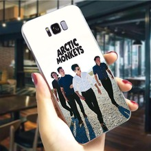 ARCTIC MONKEYS Hard Cover for Samsung Galaxy A3 2016 Pattern Phone Case A6 Plus A7 A8 A9 A10 Back Skin