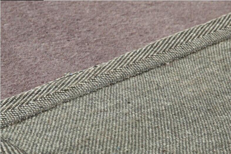 Tapis laine tapis et moquettes européens tapis salon Diamond tapete tapis alfombras tapis pour un salon moderne - 4