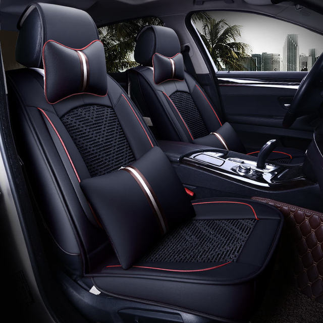 Four Seasons General Car Seat Cushions PadCar Styling Cover For Cadillac