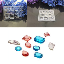 Силиконовые Формы DIY Mold Resin Craft Инструмент для Серьги Ожерелье Делая Dropshipping FAS