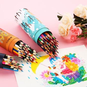 Lápiz De Color Lapisón Aceitoso Para Niños Lapices Kawaii De