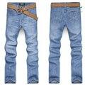Горячий продавать 2016 новых прибыть мужская повседневная джинсы мода джинсы брюки Длинные брюки Бесплатная доставка мужские джинсы 01Y204