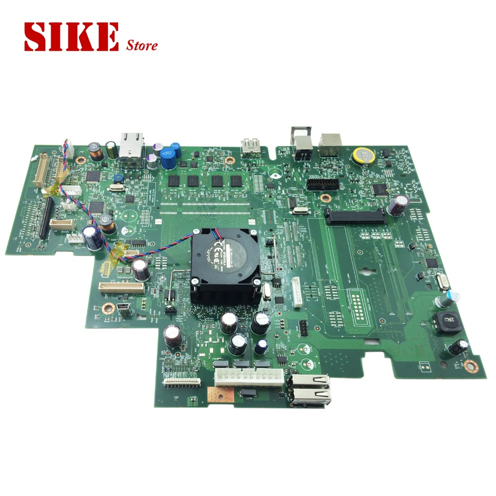CF104-60001 Logic Main Board Use For HP M525 M525dn 525dn Formatter Board Mainboard free shipping 380 boat motor with shaft propeller kit shaft assembly spare parts for diy rc electric boat model 10 15 20 25 30cm