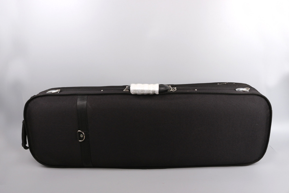 5 звезд Чехол для скрипки водонепроницаемый тонкой формы YKK молния#14