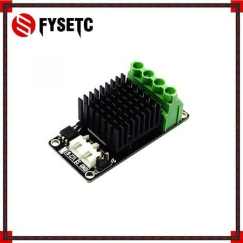 2X moc gorącego łóżka karta rozszerzenia/moduł mocy grzewczej/rura MOS wysoki prąd obciążenia Mini moduł dla Anet A8 rampy 1.4 darmowa wysyłka