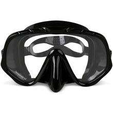 Copozz бренд Professional Skuba Дайвинг маска очки Широкое Видение водного спорта оборудование с анти-туман цельный объектив подводный