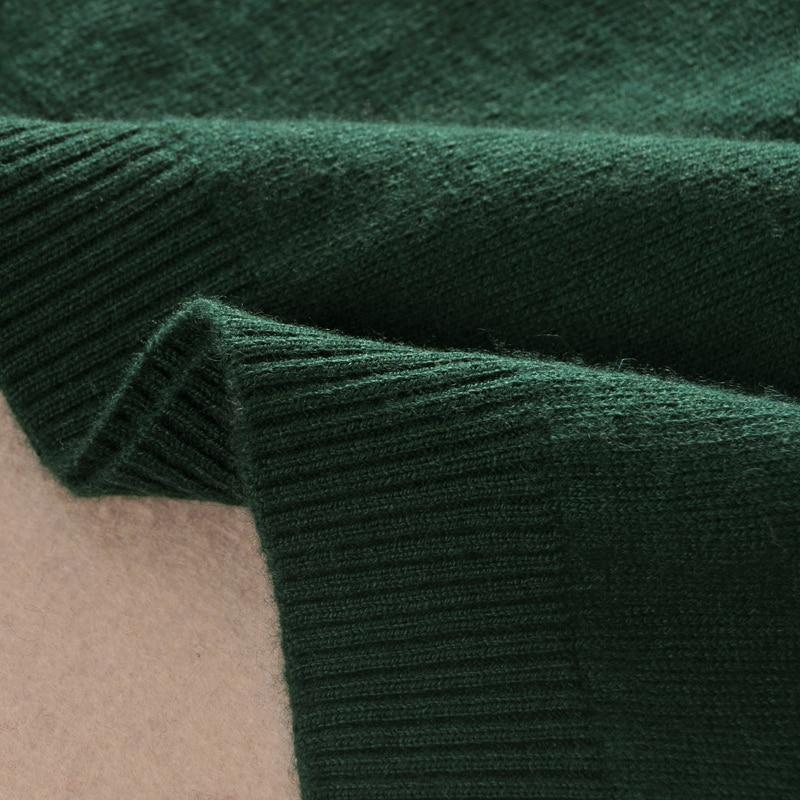 adohon 2018 kvinders vinter Cashmere sweater og auntmun kvinder - Dametøj - Foto 5