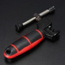 Велосипедная велосипедная цепь для снятия контактов выключатель цепи разветвитель экстрактор набор инструментов прочная конструкция сталь отличный инструмент для ремонта