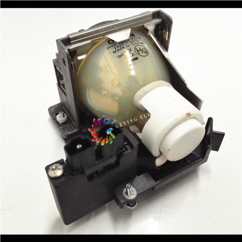 Original projector bulb VLT-XD400LP FOR ES10U / ES100U / EX10U / EX100U / XD400 / XD400U / XD450 / XD460U / XD480 / XD490 vlt xd400lp xd400lp for mitsubishi xd460u xd400 xd480 xd490 xd450 es100 xd490u xd480u xd450u projector lamp bulb with housing