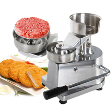 GZZT Commercial Hamburger Patty Molding Press Maker Hamburger Forming Burger Patty Makers Hamburger Meat Presser Machine