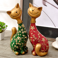 European style decor cat ornaments wedding gift luxury gifts gifts crafts bestie practical marriage room