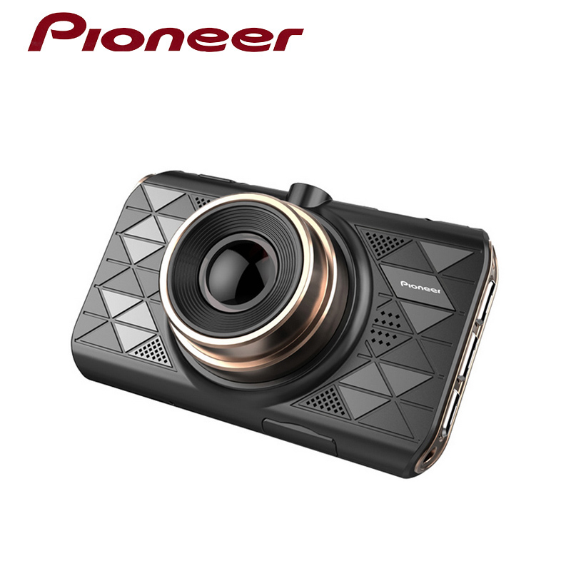 Pioneer DVR120 Car Dash Ambarel <font><b>A7</b></font> FHD Cam 1080P DVR Camera Ambarella Video Recorder Hawkeye WDR With G-Sensor And Night Vision image