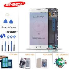 Burn Shadow 5.1Sinbeda For SAMSUNG GALAXY S7 LCD Display Touch Screen Digitizer Frame G930A G930F Samaung