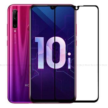 Перейти на Алиэкспресс и купить Для Honor 10i 20i 10 Lite Защитное стекло для экрана закаленное стекло для Huawei Honor 10i HRY-LX1T HRY-LX1 Защитная пленка для стекла 9H