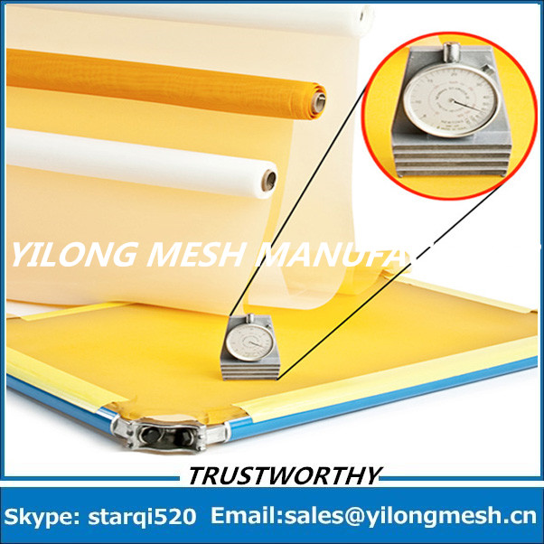 Fast Delievery!!! 20 Meters 64T(160mesh)-64um-145cm Polyester Bolting Cloth Textile Screen Printing Mesh