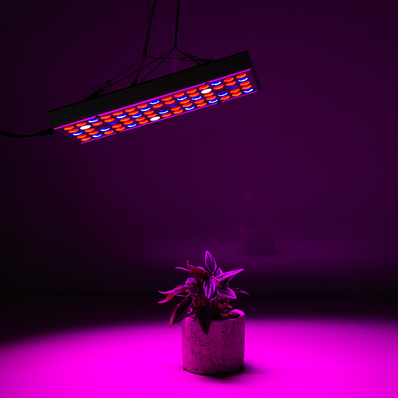 25W LED Grow Light 380-780nm Full Spectrum 85-265V Plant Grow Light 75leds UV IR lamps Panel For Greenhouse Plants Indoor Growth t8 28w 90cm ac vegetable grow light tube 1pc retail for organic farming indoor full spectrum 380 780nm