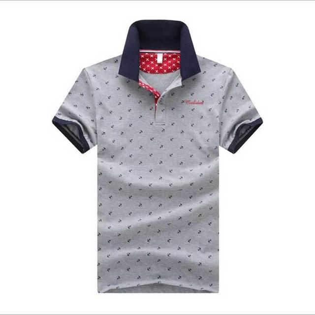 2016 BIG SIZE,High quality clothing,men's polos slim fit quality logo new casual, men shirt,T 1