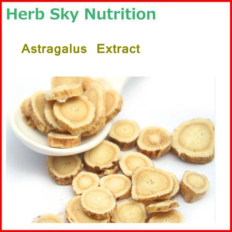 100% Natural& High quality Astragalus/ Astragalus membranaceus Extract with free shipping, promoting  immunity natural water sorghum pigment extract 300g lot