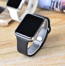 Neue bluetooth smart watch wristphone sim-karte smart watch verbunden android uhr smartwatch mit kamera für android-handy