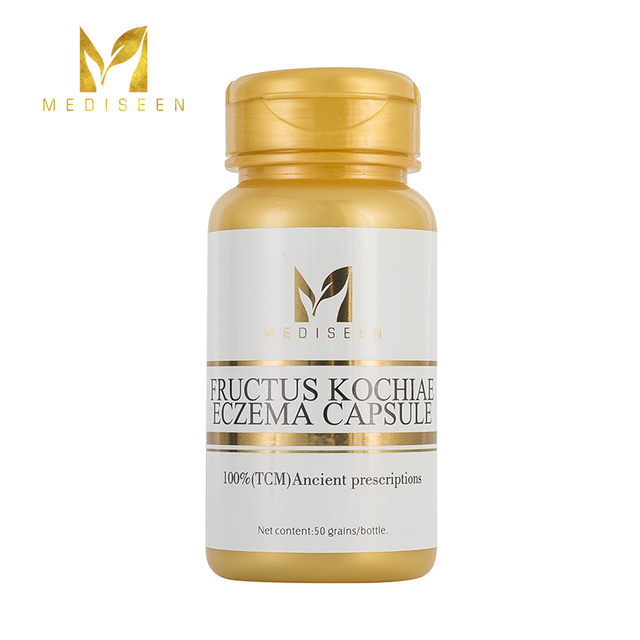 Mediseen Fructus kochiae Eczema в капсулах, излечивание