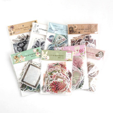 64 Pcs/lot Cute years God steal series Stickers Kawaii Planner Diary Scrapbooking Sticker Stationery School Supplies