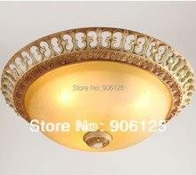 Европейский — стиль ретро смола стекло потолок лёгкие светильник современный потолок лёгкие освещение светильник гарантировано 100%