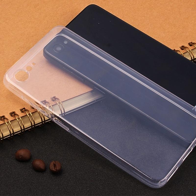 Lenovo ZUK Z2 Case 5.0 դյույմ թափանցիկ TPU փափուկ - Բջջային հեռախոսի պարագաներ և պահեստամասեր - Լուսանկար 6