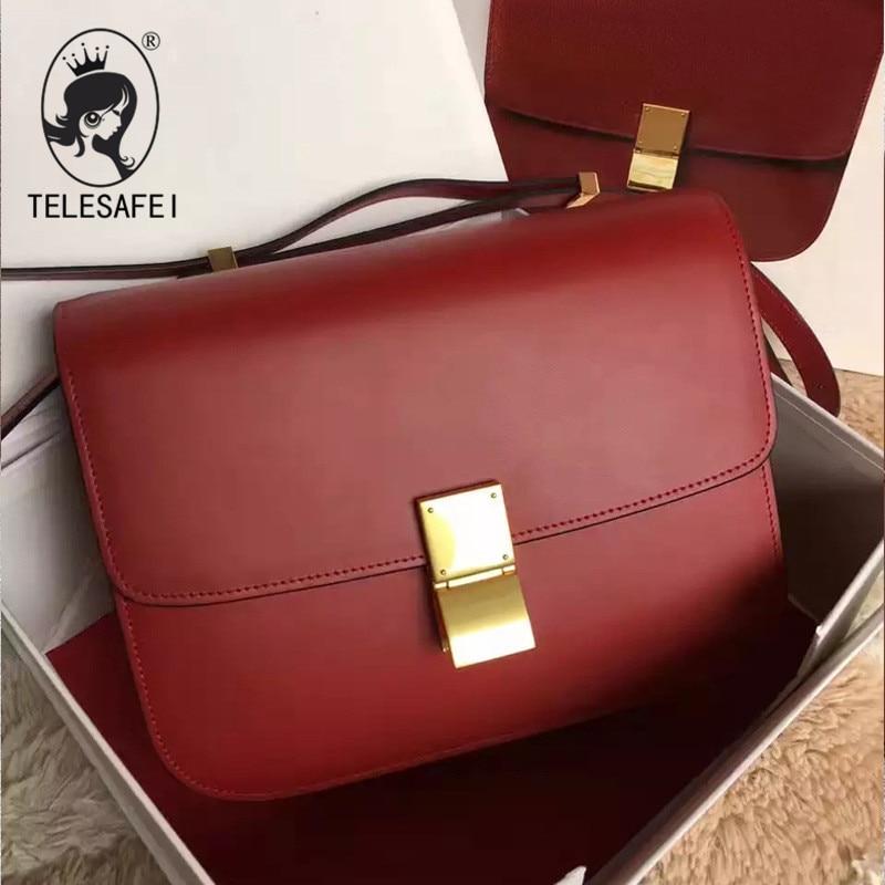 Telesafei fashion handbags <font><b>china</b></font> box stewardess package small package single shoulder oblique shoulder brand name designers 132
