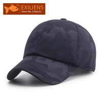 EXILIENS 2017 New Autumn Winter Brand Snapback Caps Wind Ear Protection Strapback Baseball Cap Hip