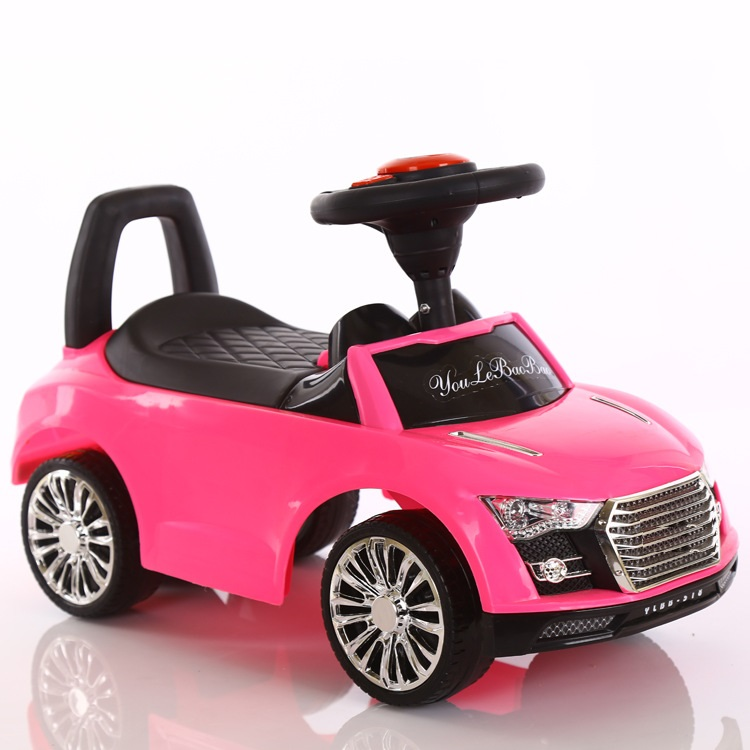 Бесплатная доставка, детский скутер, четыре колеса, крученая машинка, можно сидеть, ходунки, детские, детские, музыкальные, для ног, для вождения автомобиля - 2